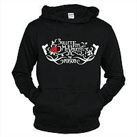 Bullet For My Valentine 01 Толстовка с капюшоном