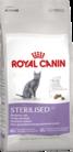 РОЯЛ КАНИН#Корм для стерилизованных котов и кошек (1 - 7лет), 400гр