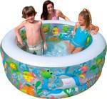 """Intex Детский надувной бассейн 58480 """"Аквариум"""" (152x56 см)"""
