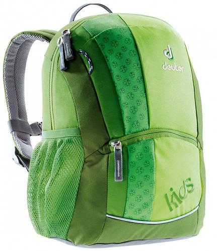 Детские рюкзаки 12 л. DEUTER KIDS, 36013 2004 зеленый