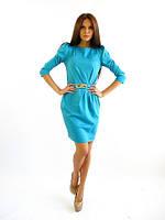 Трикотажное платье Анабель