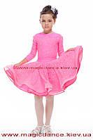 """Рейтинговое платье """"Ретро"""" с двумя съёмными юбками, регилином и гипюром."""