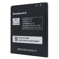 Аккумулятор Lenovo A800, A820, S720, S750, S870E (BL197) 2000 mAh Original