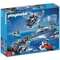 Playmobil 5844 Поліція - мега сет (Плеймобил конструктор Полиция - мега сет)