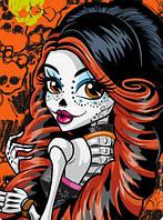 "Вафельные картинки ""Monster High (код 01971)"