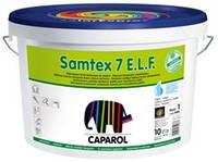 Краска для интерьера — Латексная краска Caparol Samtex 7 E.L.F. — окраска стен и потолков