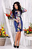 Платье-двойка Маргаритка А2 Медини 42-44р