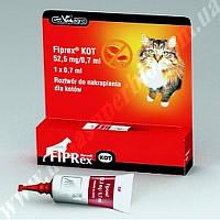 Фипрекс 75 спот-он САТ (FIPRex 75) – капли для кошек от клещей и блох (0,75мл)