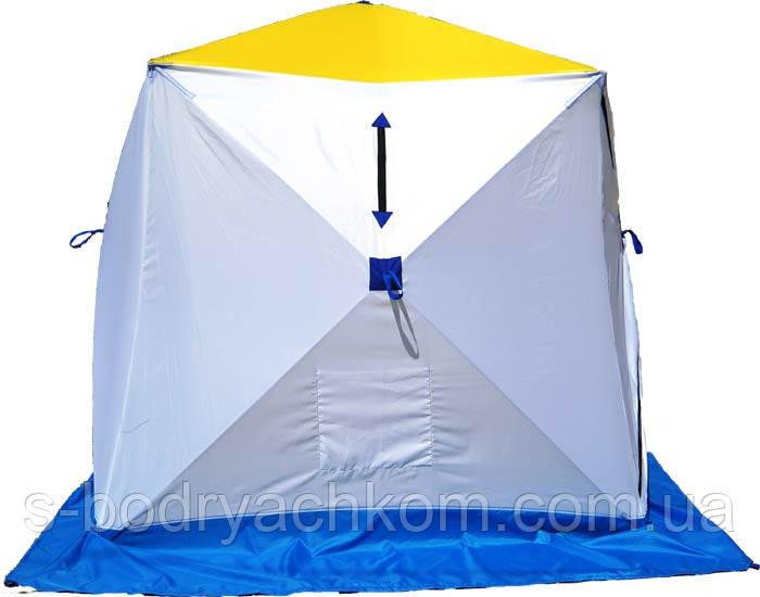 купить зимнюю палатку для рыбалки дешево