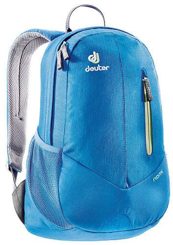 Модный, небольшой, молодежный рюкзак 16 л. для города NOMI DEUTER, 83739 3019 голубой