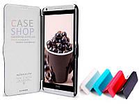 Кожаный чехол Nillkin Fresh Series для HTC Desire 816 (КНИЖКА)