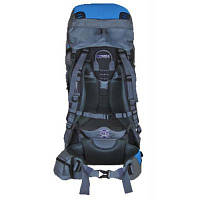 Рюкзак туристичний Terra Incognita Concept 75 PRO LITE blue / gray для пішого та гірського туризму,