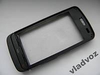 Корпус для Nokia C5 06 C5 03 чёрный Sertec