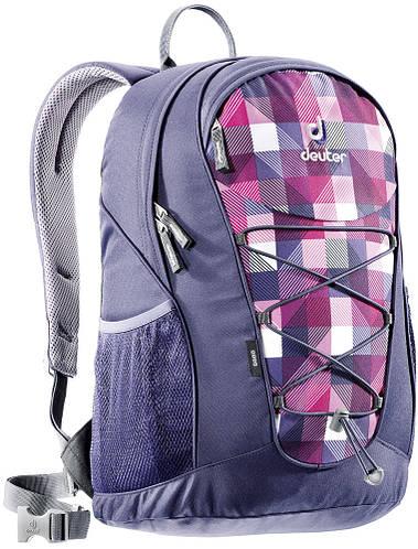 Городской рюкзак GO GO оригинальный, облегченный 25 л. DEUTER, 80146 5016 сиреневый