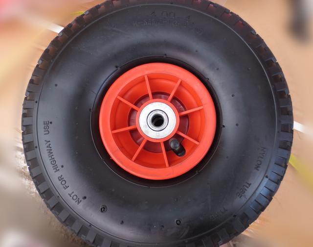 Как сделать из надувных колес не надувные 100