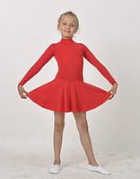 Платье рейтинговое  (бейсик) для танцев П849
