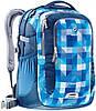 """Городской, оригинальный рюкзак GIGANT с отделением для ноутбука 17"""" DEUTER, 80424 3016 синий"""
