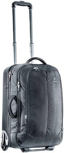 Деловая сумка 38 л. на двух колесах для, путешествий DEUTER GRANT FLIGHT, 80624 7000 черный