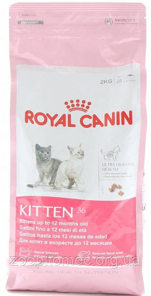Kitten корм royal canin ua
