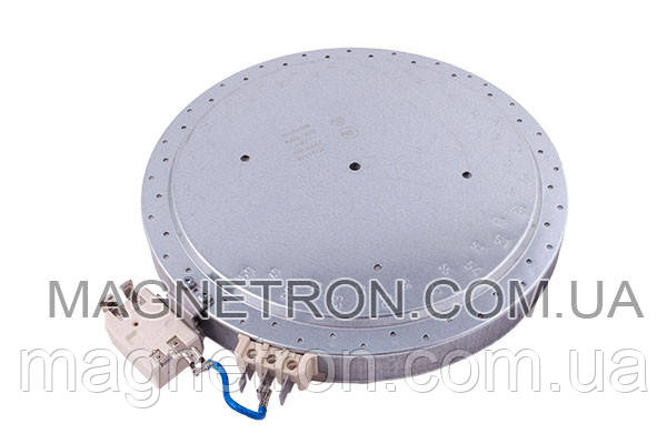 Конфорка для стеклокерамических поверхностей Indesit C00089645, фото 2