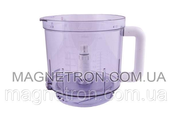 Чаша основная для кухонного комбайна Braun 7322010204 (67051144), фото 2