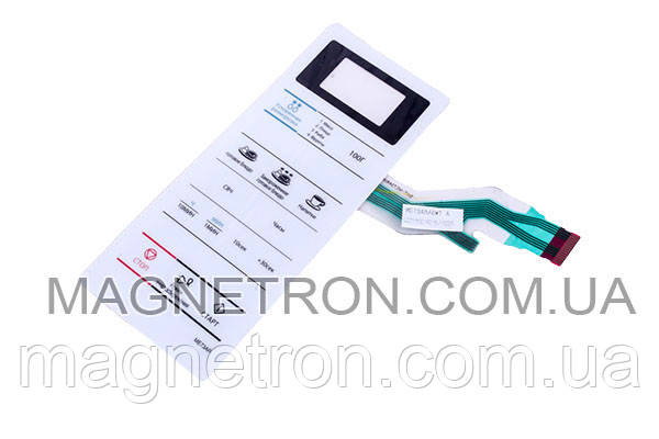 Сенсорная панель управления для СВЧ печи Samsung ME73AR DE34-00366F, фото 2