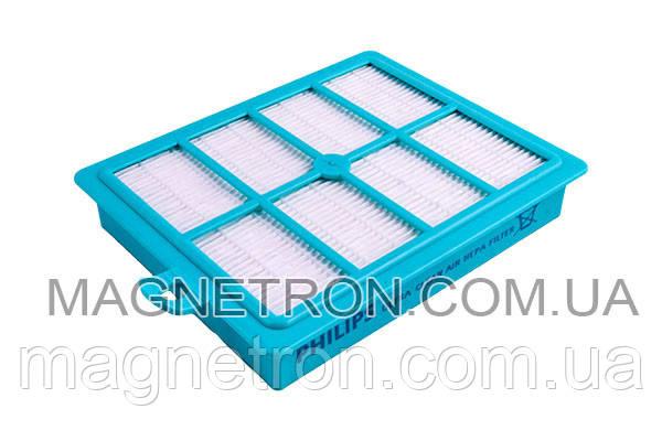 Выходной фильтр HEPA13 для пылесоса Philips FC6032/01 432200493350, фото 2
