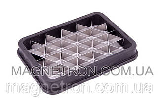 Комплект насадок для нарезки кубиками для блендера Philips HR7968/90, фото 3