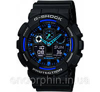 Часы Casio G-Shock GA-100 G-Shok