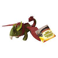 Мягкая игрушка дракон Крушиголов. Как приручить дракна
