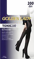 Колготки женские Golden lady Tonic 200Den черный р.4
