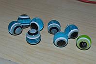 глаза для игрушек. размер 15 мм. брак.