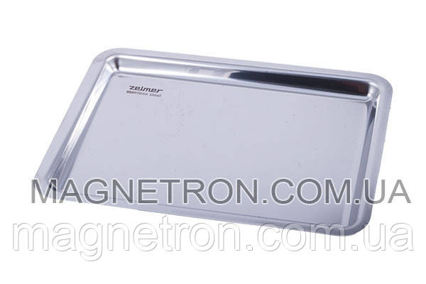 Поддон металлический для ломтерезок Zelmer 493.0003 794089, фото 2