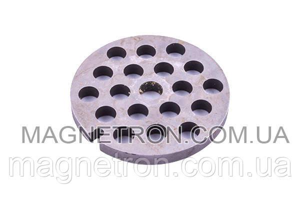 Решетка (сито) крупная для мясорубки DeLonghi 9mm 6020070039, фото 2