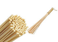 Веник бамбуковый массажный для сауны и бани