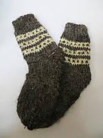 Носки тёплые натуральные из овчиной шерсти (№2)