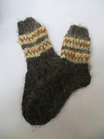 Носки тёплые натуральные из овчиной шерсти (№4)