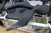 Индивидуальный пошив гидрокостюм Sigma Sub из неопрена Yamamoto 20/38/40 нейлон/открытая пора черная