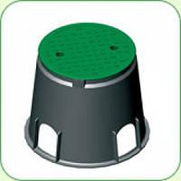 Колодец системы полива IRRITEC MINI (клапанный бокс)