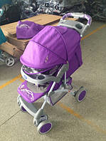 Детская прогулочная коляска Bambini King (Цвета в ассортименте)