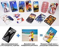 Печать на чехле для Nokia Lumia 505 (Cиликон/TPU)