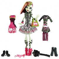 "Кукла Монстер Хай Венера Макфлайтрап ""Я люблю моду"" Monster High"