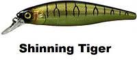 Воблер JACKALL Squad Minnow 65SP, 65mm, 5,8g Shining Tiger RIB