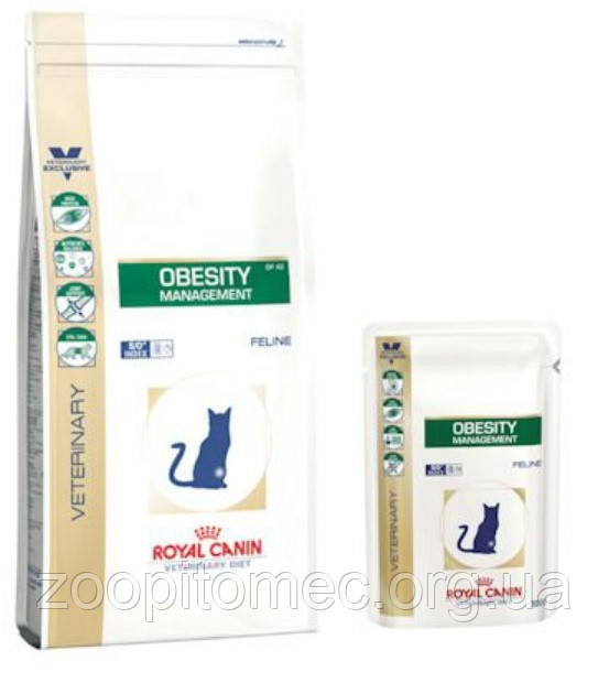 Корм royal canin obesity