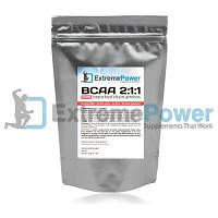 Купить BCAA 2:1:1 (чистый бцаа) от Extreme Power 250гр