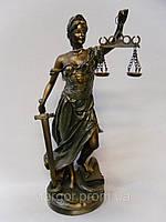 """Статуэтка """"Фемида"""" богиня правосудия"""" 45см"""