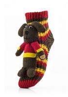 Женские носки - тапочки игрушка на подарок
