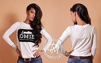 """Стильная женская кофта  """" Homies """" Dress Code"""