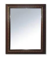 Зеркало фацетное 1000*750 в багетной раме