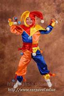 Карнавальный костюм Шут-Скоморох